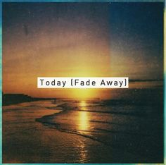 """With a highly anticipated debut album coming this June, Splashh released a new track called """"Today (Fade Away)"""" Indie Scene, Fade Away, News Track, Debut Album, Saints, Core"""
