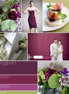 Wedding color scheme!