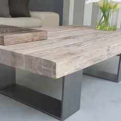 Extraordinary Grey Wash Wood Coffee Table Pleasing