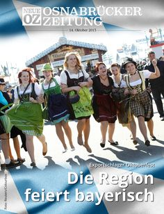 Die Menschen in der Region Osnabrück und im Emsland feiern den Exportschlager Oktoberfest. Lesen Sie jetzt mehr in Ihrer Abendausgabe. http://www.noz.de/abo/abo-bestellung