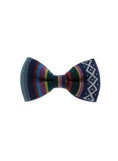 Aztec Bow Tie by TOPMAN