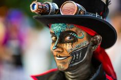 Steam Powered Giraffe | AWA 2013 Saturday #steampunk