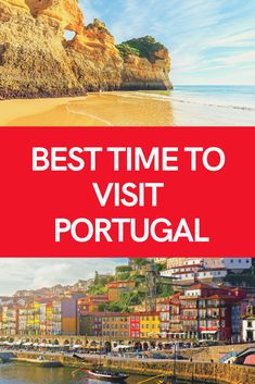 Planning a trip to Portugal? Find out the best time to visit Portugal with our breakdown of events by season. Portugal Vacation, Portugal Travel, Best Beaches In Europe, Beach Weather, Douro Valley, Forest Path, Visit Portugal, Pilgrimage, Pretty Pictures