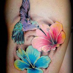 Tattoo's body modifications hummingbird flower tattoos, hummingbird tattoo Top Tattoos, Head Tattoos, Badass Tattoos, Cover Up Tattoos, Cute Tattoos, Unique Tattoos, Beautiful Tattoos, Body Art Tattoos, Sleeve Tattoos