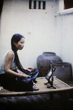 20 Rare Color Photos of Vietnamese Women in the 1910s