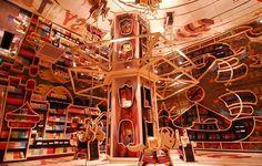 Livraria Zhongshuge Hangzhou - China