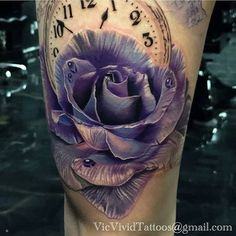 Like this purple rose