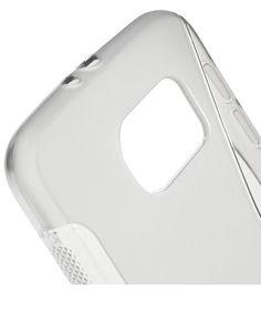 Samsung Galaxy S6 S-Curve TPU Back Cover Grijs