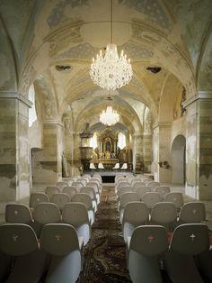 Qubus, Church Re-design, 2006. AMAZING