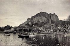Italy Lecco Lake