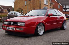 Used 1991 Volkswagen Corrado G60 LHD for under £3,500