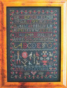 Scarlett House - Cross Stitch Patterns & Kits - 123Stitch.com