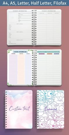 This collection of At A Glance Academic Planner Templates is full of ready-made professionally-designed templates. Without a plan in mind, we are aimless. This makes us take a longer time to achieve our goals. These planners allow you to stay on track with all you need to do. Weekly Dinner Planner, Weekly Meal Planner Template, Meal Planner Printable, Menu Template, Templates, Weekly Menu, Student Info, Family Meal Planning, Academic Planner