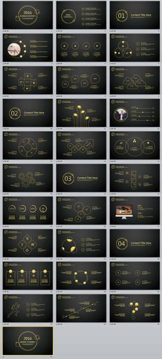 24 best 2019 Business powerpoint templates images on Pinterest