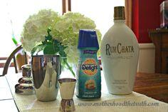 Cinnabon, International Delight, cocktail, rum chata, recipes @Indelight #IDelight #ad