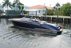 44 ft 2004 Riva Rivarama On Display at the 2017 Palm Beach International Boat Show, March Wooden Speed Boats, Wood Boats, Plywood Boat Plans, Wooden Boat Plans, Jet Privé, Wakeboard Boats, Sport Boats, Build Your Own Boat, Boat Kits