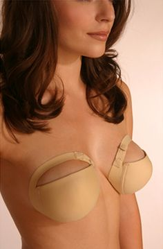 new backless bra designed for C-H cups!