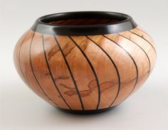 Small bowl un-named  Bruce Berger Size   H: 3.25 in  W: 5.25 in  D: in