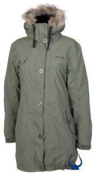 Zo-On Ladies Vera Ladies Coat Army Green Down Coat, Army Green, Coats For Women, Canada Goose Jackets, Rain Jacket, Windbreaker, Raincoat, Winter Jackets, Lady