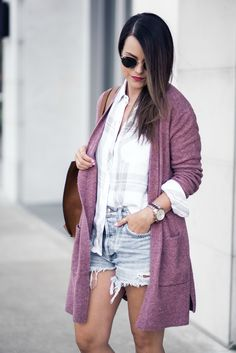 a cozy cardi, under $100! | as seen on The Styled Fox, a Houston Fashion Blog