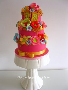 Jaimie - by Daantje @ CakesDecor.com - cake decorating website