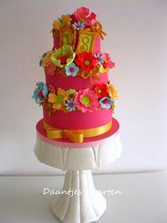 Jaimie - by Daantje @ CakesDecor.com - cake decorating website