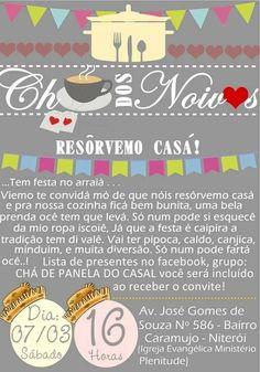 Convite Party, Wedding, Wedding Tea Parties, Wedding Things, Marriage Invitation Card, Valentines Day Weddings, Parties, Weddings, Marriage