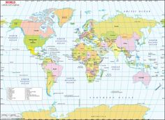 World political map in tamil world map pinterest what youll need scriptures picture of jesus christ or gak jesus the christ map of the world or globe photos of yourself or gumiabroncs Gallery