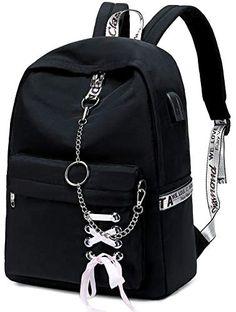 Grunge Backpack, Laptop Backpack, Backpack Bags, Fashion Backpack, Laptop Bags, Mochila Grunge, Cute Backpacks, Girl Backpacks, School Backpacks