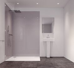 Splashwall Milano Marble Effect Single Shower Panel Bathroom Shower Panels, Bathroom Paneling, Bathroom Showers, Bathroom Ideas, Bathroom Trends, Remodel Bathroom, Bathroom Faucets, Yellow Bathrooms, Dream Bathrooms
