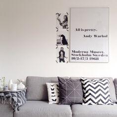 Livingroom, by N.M.