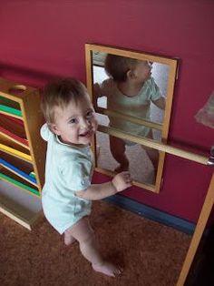 Maria Montessori: Habitaciones Montessori: desde el nacimiento