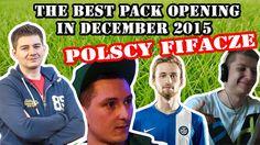 Najlepsze paczki w grudniu | FIFA 16 | - POLSCY FIFACZE - Lachu, Kamyk, ...
