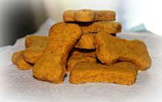 Dog Treats | ... your pet by preparing your own dog treats using wholesome ingredients
