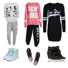 cute lazy day outfits for school Spring Outfits For School, Fall College Outfits, Casual Summer Outfits, Outfits For Teens, School Outfits, Casual Dresses, Girls Dresses, Cute Outfits With Shorts, Cute Lazy Outfits