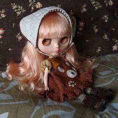 Forest Girl. #blythe #blythedoll #dolls #doll #dollphotography #dollartistry #dollstagram #dolly #blythethailand #blythestagram #photo #photobynatt_sss | by little dolls room