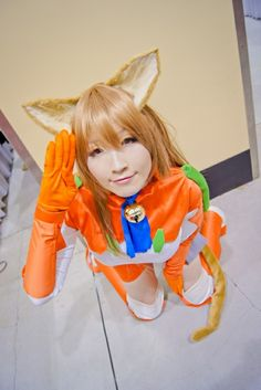 Cat Planet Cuties Cosplay