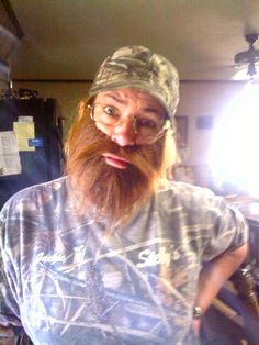 Please vote for this entry in @Duck Dynasty #BOOYahCostume Contest!