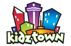Kidztown is a custom children's ministry logo we created for Family Church in Oklahoma. A 2013 AGDA award winner. www.churchlogogallery.com