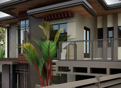 Two Storey House Inspiration Complete with Interior Designs - House And Decors