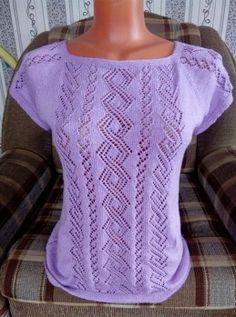 Lace Knit Stitch Pattern