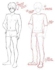 How to draw clothes + folds | World Manga Academy
