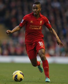 Rahim Sterling (England / Liverpool): Watch Rahim to see a player who can play at top pace.