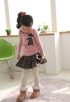 little girl winter clothes