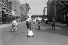 In Focus - More Historic Photos From the NYC Municipal Archives - The Atlantic