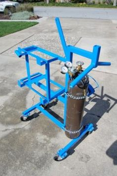 The Combat Jump Mig/Plasma Cart - WeldingWeb™ - Welding forum for pros and enthusiasts