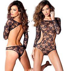Neverold Donna Sexy Bikini Trasparente Merletto Lingerie Biancheria Intimo Bodydoll Indumenti Da Notte e Completo in OFFERTA su www.kellieshop.com Scarpe, borse, accessori, intimo, gioielli e molto altro.. scopri migliaia di articoli firmati con prezzi in SALDO #kellieshop Seguici su Facebook > https://www.facebook.com/pages/Kellie-Shop/332713936876989