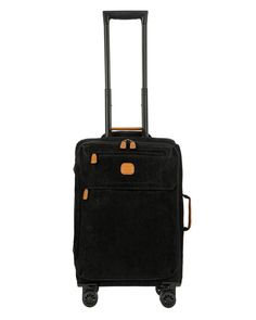 Bric's Life Tropea Spinner Luggage In Olive Carry On Size, Brics, Spinner Suitcase, Pvc Coat, Sporty Look, Traveling By Yourself, 21st, Hand Bags