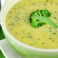 A delicious and healthy soup made within twenty minutes. This broccoli and mushroom soup is made with a hint of pepper and a dash of cream. Comforting and nutritious.