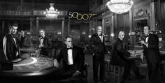 Bond 50 - 50 Years Of Bond - Light by themadbutcher on DeviantArt